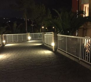 Nachts Hotel Don Antonio
