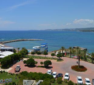 Blick vom Hotelzimmer SENTIDO Gold Island