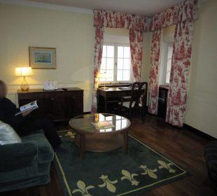 Jacuzzi suite #610 First Hotel Reisen