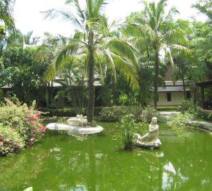 Bungalows im Garten Hotel Mukdara Beach Villa & Spa Resort