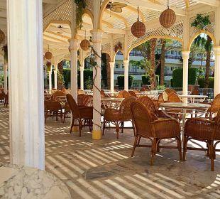 Терраса The Grand Hotel