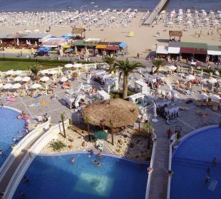 Pool Victoria Palace Hotel & Spa