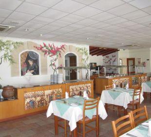 Sehr schön gestaltet Hotel Mimosa Beach