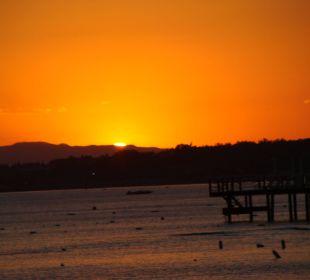 Sonnenuntergang SENTIDO Perissia