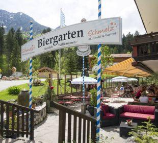 Sommerzeit Biergartenzeit Aktivhotel & Gasthof Schmelz