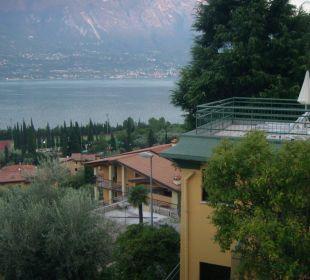 Ausblick Hotel Cristina