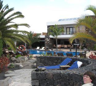 Liegebucht am Pool Hotel Boutique Villa VIK