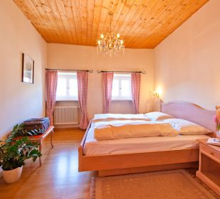 Doppelzimmer im Hotel Tyrol in Auer Hotel Tyrol