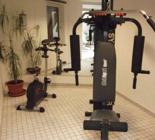 """Der sogenannte """"Fitnessraum"""" Achat Premium Hotel Neustadt/Weinstraße"""
