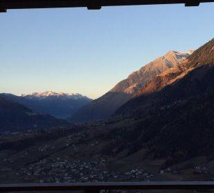 Ausblick vom Zimmer Hotel Panorama