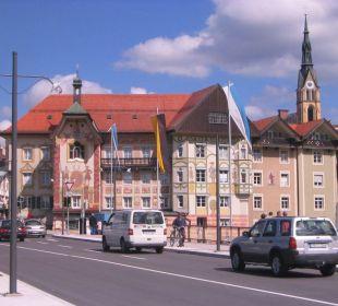 Umgebung Hotel Jodquellenhof Alpamare (Hotelbetrieb eingestellt)