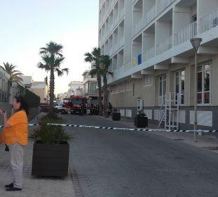 Hotel über 6 Stunden kein Zugang JS Hotel Miramar