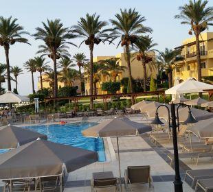 Blick auf 2. Poolbereich Hotel Horizon Beach Resort