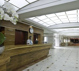 Rezeptionshalle und Pianobar Hotel Dunas Don Gregory