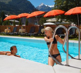 Pool Hotel Sonnblick