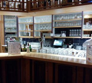 Bar im Nebenbau Hotel Gartnerkofel