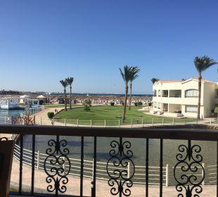 Balkonsicht Dana Beach Resort