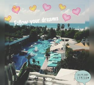 Follow your dreams Sensimar Side Resort & Spa