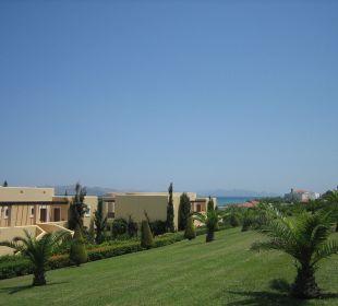 Blick von der 2.Reihe Hotel Horizon Beach Resort
