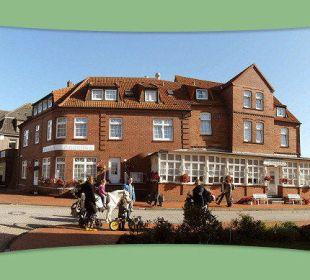 Willkommen bei Familie Bracht auf Juist Hotel-Pension Haus Angelika
