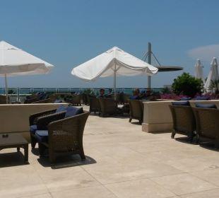 Bar im 1. Stock Sensimar Belek Resort & Spa