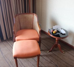 Hier hätte man auch mehr draus machen können Hotel Holiday Inn Chiangmai