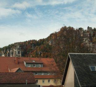 Richtung Bastei Ettrich's Hotel