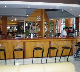 Bar w lobby Hotel Princess Flora