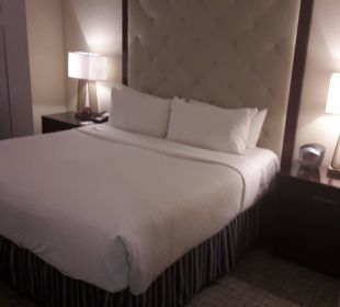Bett Crowne Plaza Hotel Times Square Manhattan