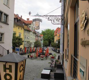 Super Lage, direkt in der Altstadt Hotel The Medusa