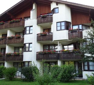 Eine von 5 Wohneinheiten Dorint Sporthotel Garmisch-Partenkirchen