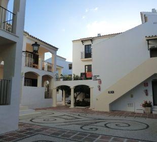 In der Hotelanlage Hotel BlueBay Banús