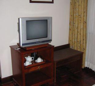 Fernseher Hotel Southern Sun Mayfair