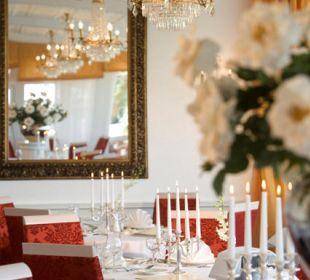 Restaurant Weißer Salon Hotel Achterdiek