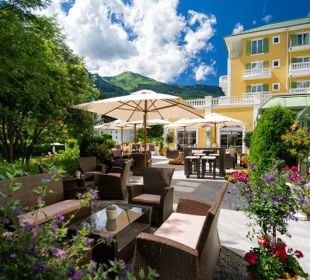 Sonnenterrasse Grand Park Hotel Health & Spa