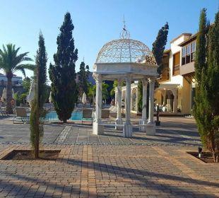 Schöner Blick tolle Anlage Lopesan Villa del Conde Resort & Spa
