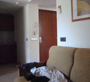 Wohnzimmer Aparthotel Duva & Spa