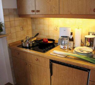 Küche  Gästehaus Sinz