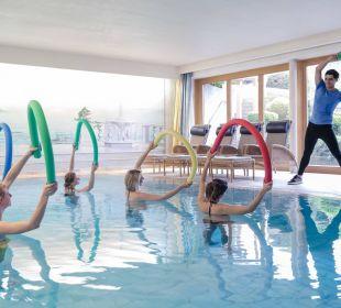 Aquafitness Hotel Staudacherhof