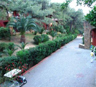 Ogród Sensimar Marmaris Imperial