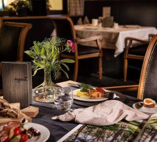 Frühstück Dolce Vita Hotel Jagdhof Aktiv & Bike Resort