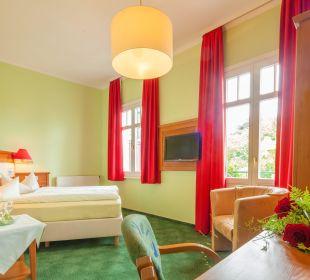 """Doppelzimmer """"Mittel Class""""/Komfort Hotel Victoria"""