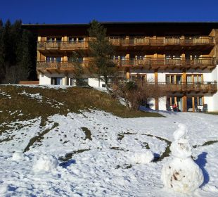 Nebenhaus Hotel Bellevue