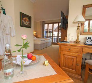 Doppelzimmer Alpenrose Beispiel Hotel Zugspitze