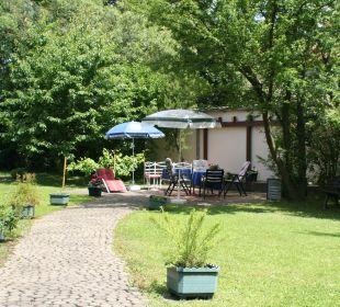 Garten Hotel Garni Körschtal