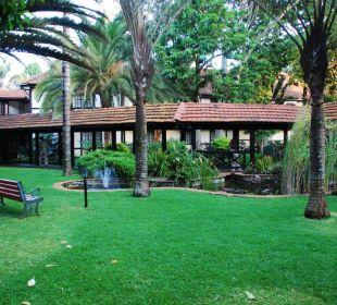 Gartenanlage Hotel Southern Sun Mayfair