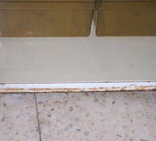 Küchenschrank, stinkt und rostig Hotel Sousse Residence