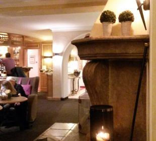 Kamin Hotel Staudacherhof
