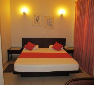 Großes Bett Shalimar Hotel