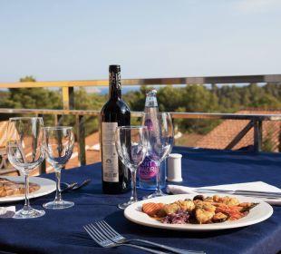 Restaurant mit Meerblick/see view/con vista al mar Hotel Don Antonio